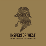 Inspector West Logo - Entry #132