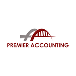 Premier Accounting Logo - Entry #298