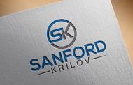 Sanford Krilov Financial       (Sanford is my 1st name & Krilov is my last name) Logo - Entry #173