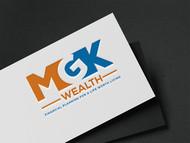 MGK Wealth Logo - Entry #389