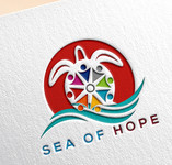Sea of Hope Logo - Entry #155
