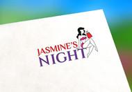 Jasmine's Night Logo - Entry #127