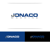Jonaco or Jonaco Machine Logo - Entry #210