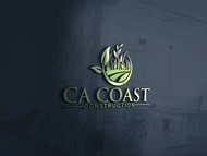 CA Coast Construction Logo - Entry #272