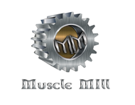 Muscle MIll Logo - Entry #118