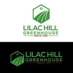 Lilac Hill Greenhouse Logo - Entry #78