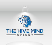 The Hive Mind Apiary Logo - Entry #23