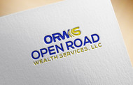 "Open Road Wealth Services, LLC  (The ""LLC"" can be dropped for design purposes.) Logo - Entry #28"