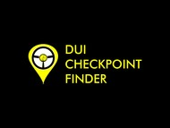 DUI Checkpoint Finder Logo - Entry #13