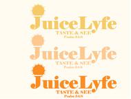 JuiceLyfe Logo - Entry #553