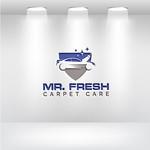 Mr. Fresh Carpet Care Logo - Entry #86