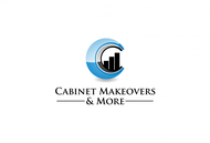 Cabinet Makeovers & More Logo - Entry #33