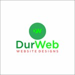 Durweb Website Designs Logo - Entry #120