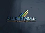 ALLRED WEALTH MANAGEMENT Logo - Entry #809