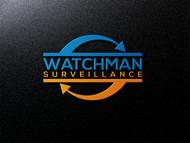 Watchman Surveillance Logo - Entry #191