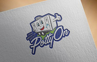 Potty On Luxury Toilet Rentals Logo - Entry #81