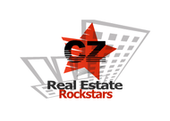 CZ Real Estate Rockstars Logo - Entry #21