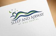 Sleep and Airway at WSG Dental Logo - Entry #174