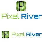 Pixel River Logo - Online Marketing Agency - Entry #81