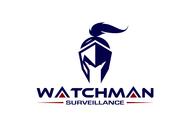 Watchman Surveillance Logo - Entry #258