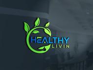 Healthy Livin Logo - Entry #310