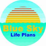 Blue Sky Life Plans Logo - Entry #414