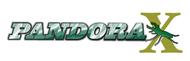 Pandora X Logo - Entry #17