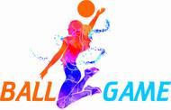 Ball Game Logo - Entry #166