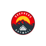 Shepherd Drywall Logo - Entry #301