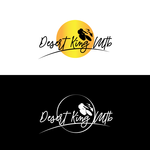 Desert King Mtb Logo - Entry #70