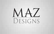Maz Designs Logo - Entry #289