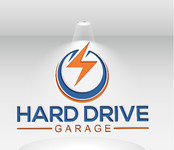 Hard drive garage Logo - Entry #135
