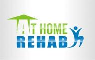 At Home Rehab Logo - Entry #62