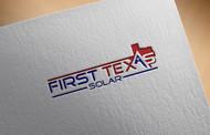 First Texas Solar Logo - Entry #117