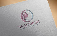 RK medical center Logo - Entry #103