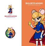 Bullseye Mining Logo - Entry #81