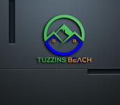 Tuzzins Beach Logo - Entry #141