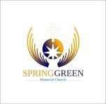 Spring Green Memorial Church Logo - Entry #122