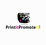 PrintItPromoteIt.com Logo - Entry #162