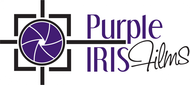 Purple Iris Films Logo - Entry #43
