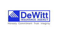 """DeWitt Insurance Agency"" or just ""DeWitt"" Logo - Entry #129"