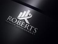 Roberts Wealth Management Logo - Entry #196