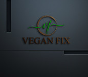 Vegan Fix Logo - Entry #140