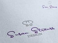 Susan Strauss Design Logo - Entry #3