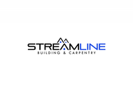 STREAMLINE building & carpentry Logo - Entry #119