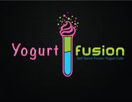 Self-Serve Frozen Yogurt Logo - Entry #34