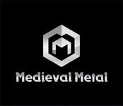 Medieval Metal Logo - Entry #81