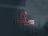 Rams Duty Free + Smoke & Booze Logo - Entry #91