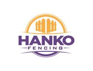 Hanko Fencing Logo - Entry #267