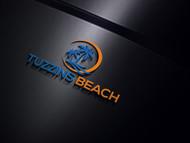 Tuzzins Beach Logo - Entry #83